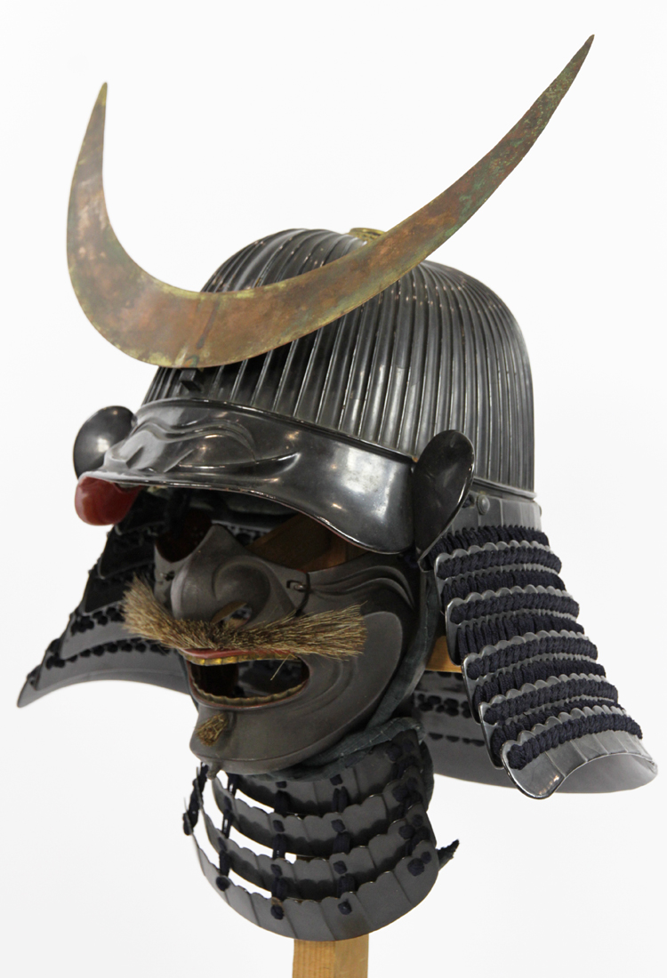 62 Plate Edo Period Yoroi Nihonto Art