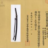 katana-sukenori-tokubetsu-hozon