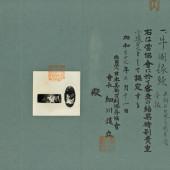 Katana Shikake Fuchi:Kashira