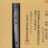 Katana Shikake Tokubetsu Hozon